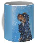 English Cocker Spaniel Coffee Mug by Lee Ann Shepard