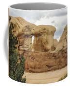 Entrada Sandstone Hoodoos Devil's Garden Coffee Mug