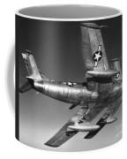 F-86 Jet Fighter Plane Coffee Mug