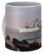 F/v Arctic Fury Coffee Mug