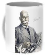 Ferdinand Von Zeppelin Coffee Mug