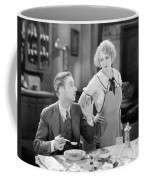 Film Still: Eating & Drinking Coffee Mug