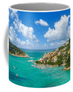 Fisherman Town Of Portovenere, Liguria, Italy Coffee Mug