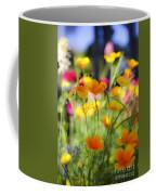 Flowering Garden Coffee Mug