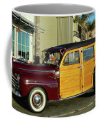 Ford California Woody Station Wagon Coffee Mug