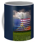 Fracking In The U.s Coffee Mug