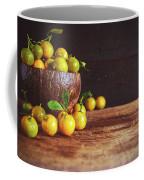 Fresh Kumquat Fruits Coffee Mug