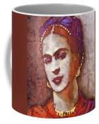 F . R . I . D . A  Coffee Mug