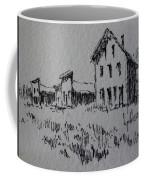 Garnet Ghost Town Montana Coffee Mug