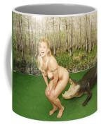 Gator Bites Coffee Mug
