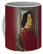 Giuliano De' Medici Coffee Mug