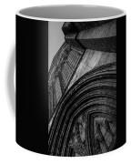 Glasgow Cathedral Bw Coffee Mug
