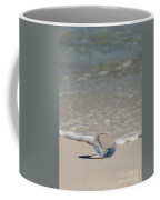 Glass Diamond On The Beach Coffee Mug
