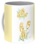 Gold Dust Coffee Mug