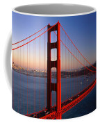 Golden Gate Bridge San Francisco Ca Coffee Mug