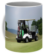 Golfing Golf Cart 04 Coffee Mug