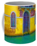 Grand Canal Under The Rain Coffee Mug