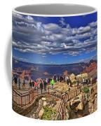 Grand Canyon #  4 - Mather Point Overlook Coffee Mug