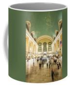 Grand Central Terminal Coffee Mug