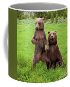 Grizzly Bear Arctos Ursus Coffee Mug