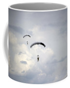 Halo Jumpers Descend To The Ground Coffee Mug