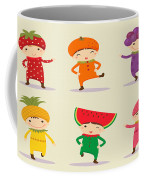 Happy Children  Coffee Mug
