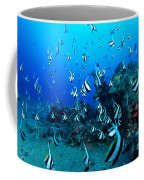 Hawaiian Reef Scene Coffee Mug