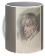 Head Of An Old Man Coffee Mug