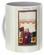 Heidelberg Lieder, 14th C Coffee Mug
