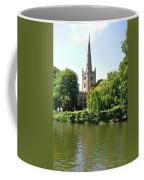 Holy Trinity Church At Stratford-upon-avon Coffee Mug
