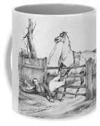 Horserider, C1840 Coffee Mug