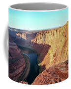 Horseshoe Bend Colorado River Arizona Usa Coffee Mug