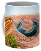 Horseshoe Bend Near Page Arizona Coffee Mug