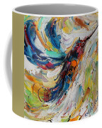 Hummingbird Dance  Coffee Mug