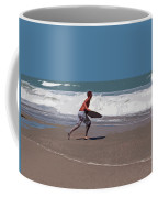 Hurricane Surf In Florida Coffee Mug