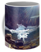 Iceberg Lake Coffee Mug