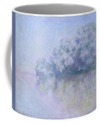 Ile Aux Orties Near Vernon Coffee Mug by Claude Monet
