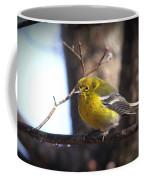 Img_0001 - Pine Warbler Coffee Mug