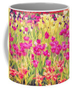 Impressionist Floral Xvi Coffee Mug