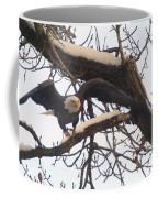 In Take Off  Coffee Mug