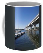 Indian River Lagoon At Vero Beach In Florida Coffee Mug