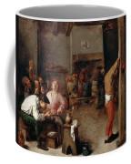 Interior Of A Tavern Coffee Mug