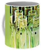 Iridescent Bottle Parade Coffee Mug