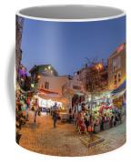 Istanbul At Night Coffee Mug