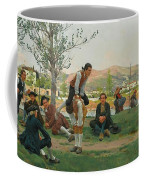 Italian Saltarello Cavallucio Coffee Mug