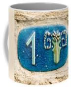 Jaffa, Zodiac Street Sign  Coffee Mug