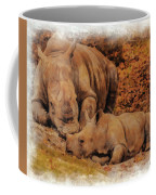 Jazi And Mom Coffee Mug