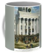 Jefferson Davis Coffee Mug