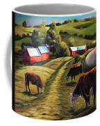 Jenne Farm In Reading Vermont Coffee Mug