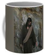 Jesus Christ- Rise And Walk With Me  Coffee Mug